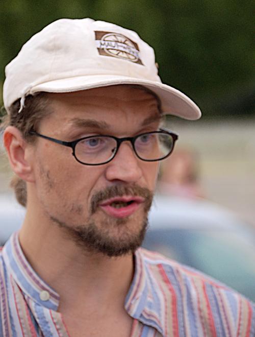 Image of Dan Bárta from Wikidata