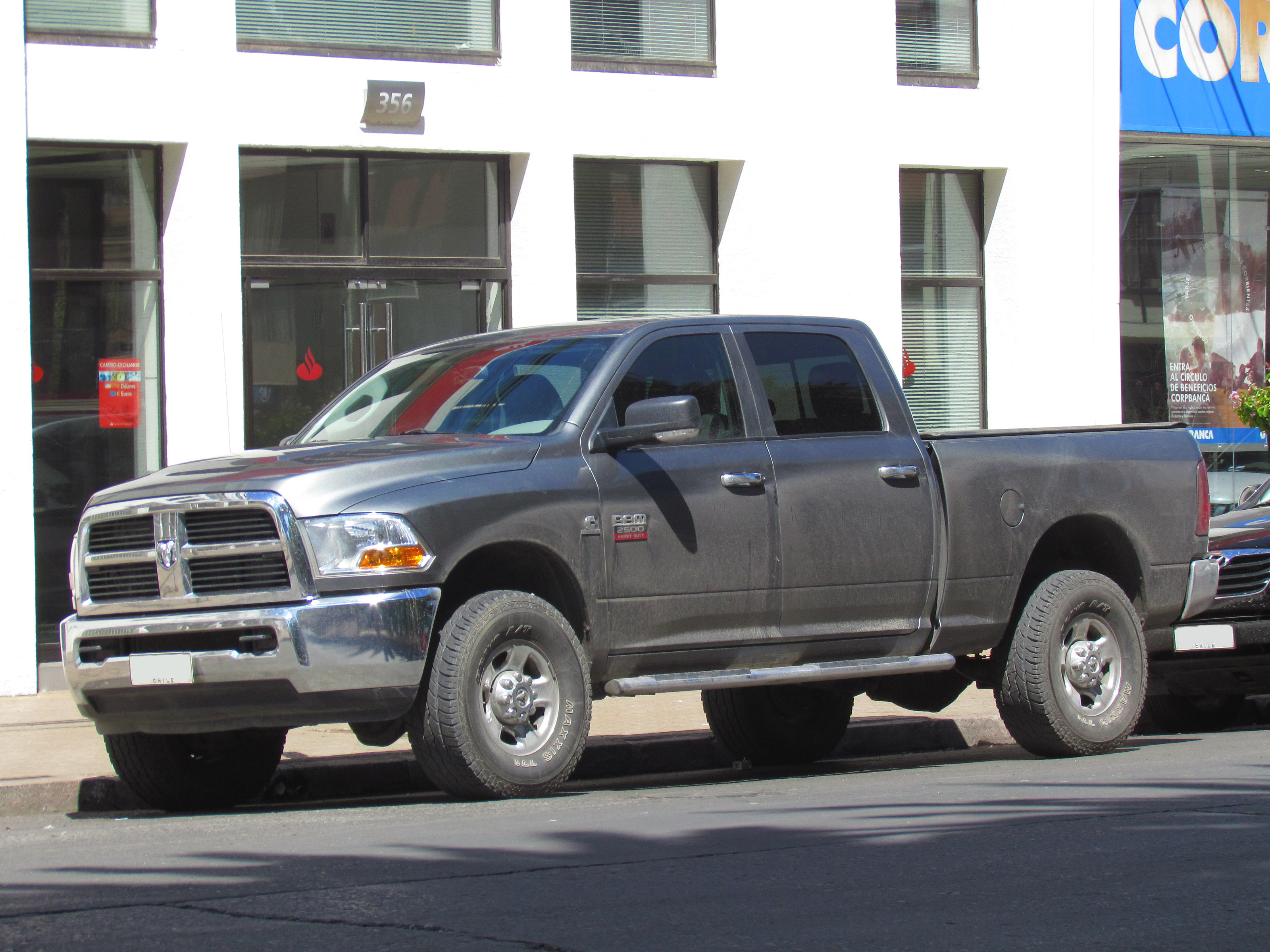 File Dodge Ram 2500 Slt Heavy Duty Quad Cab 2012 12530261853 Jpg Wikimedia Commons