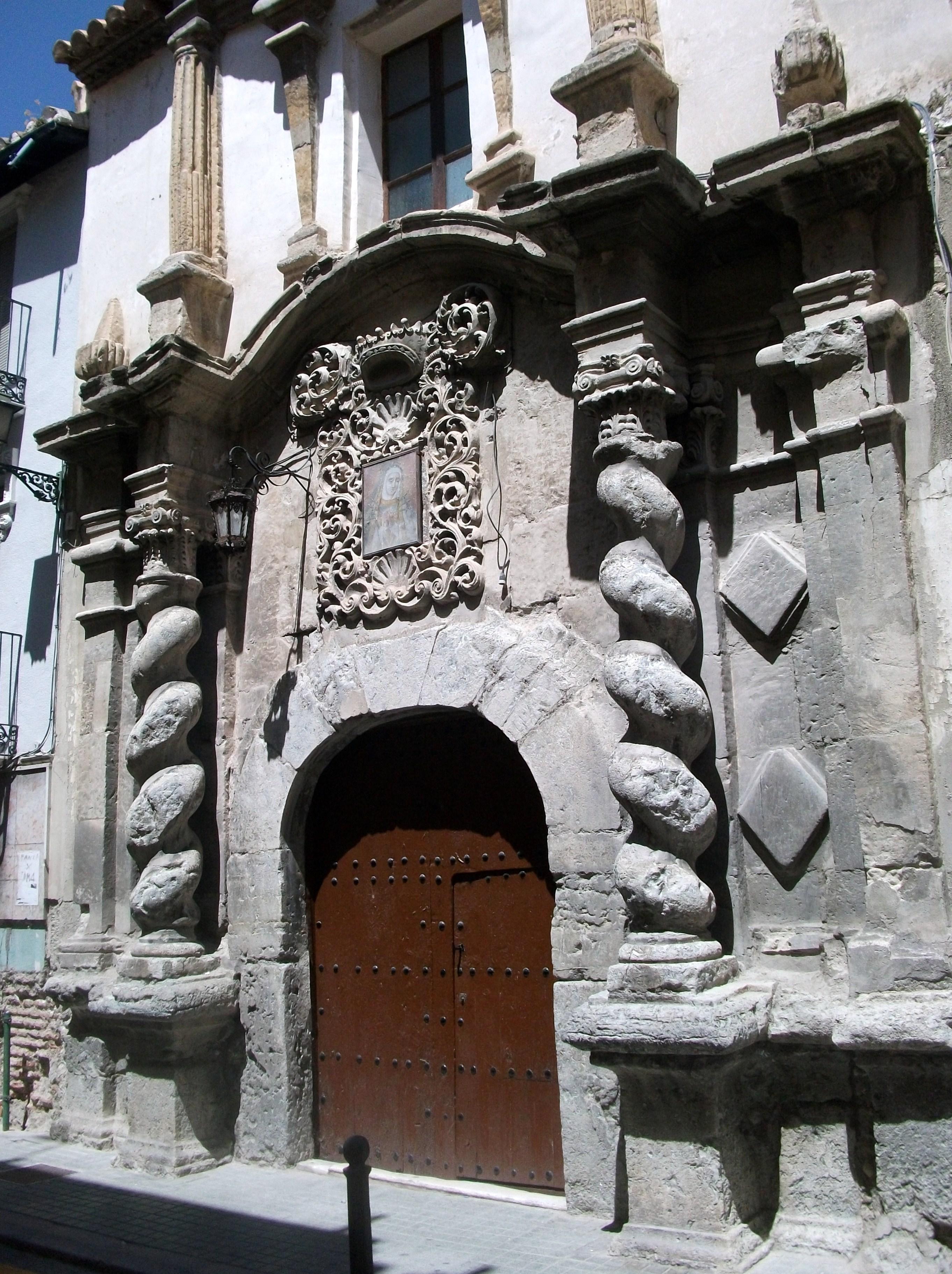 Iglesia de los Dolores, Baza.