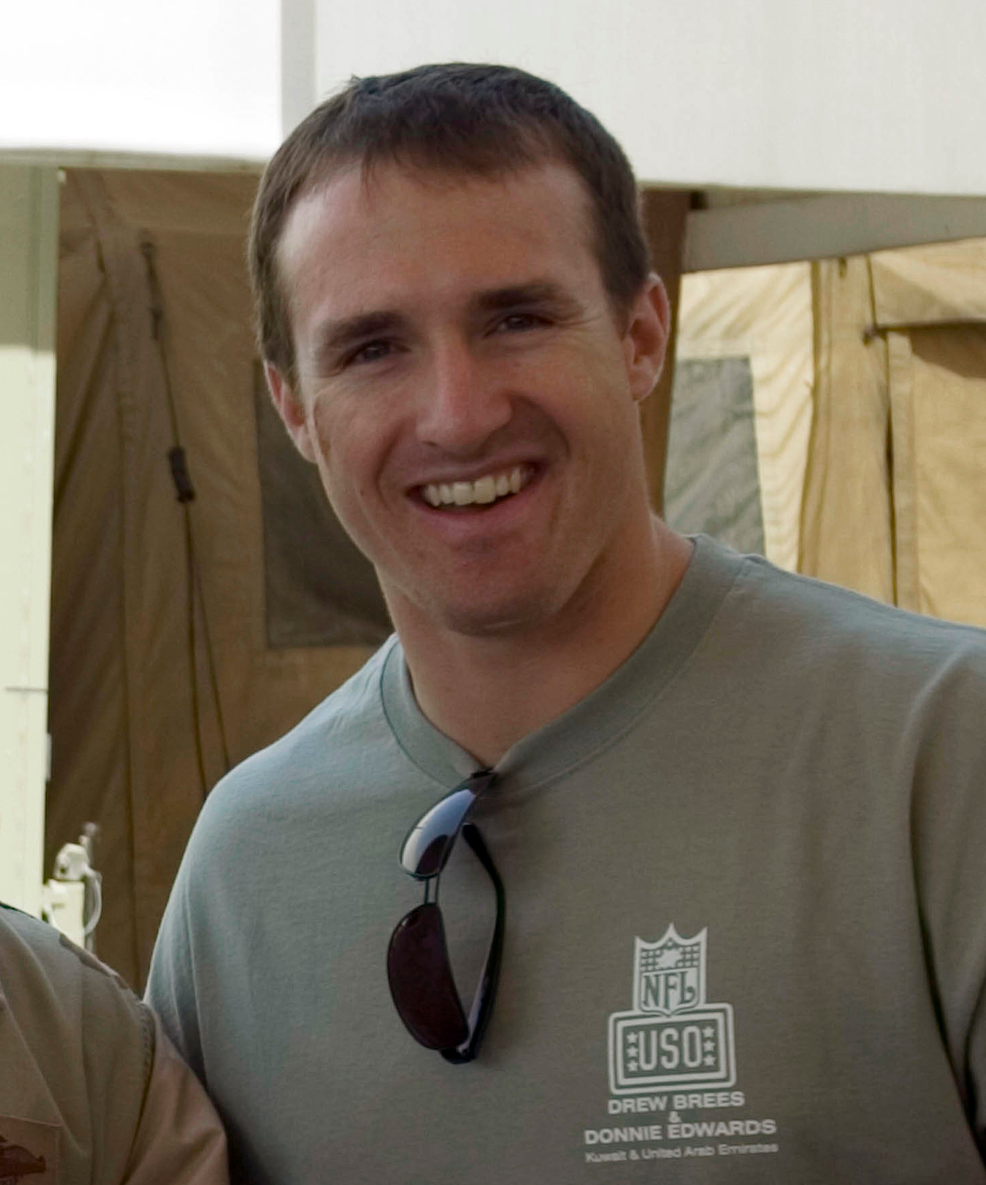 Strahlender Siger - Super Bowl MVP Drew Brees