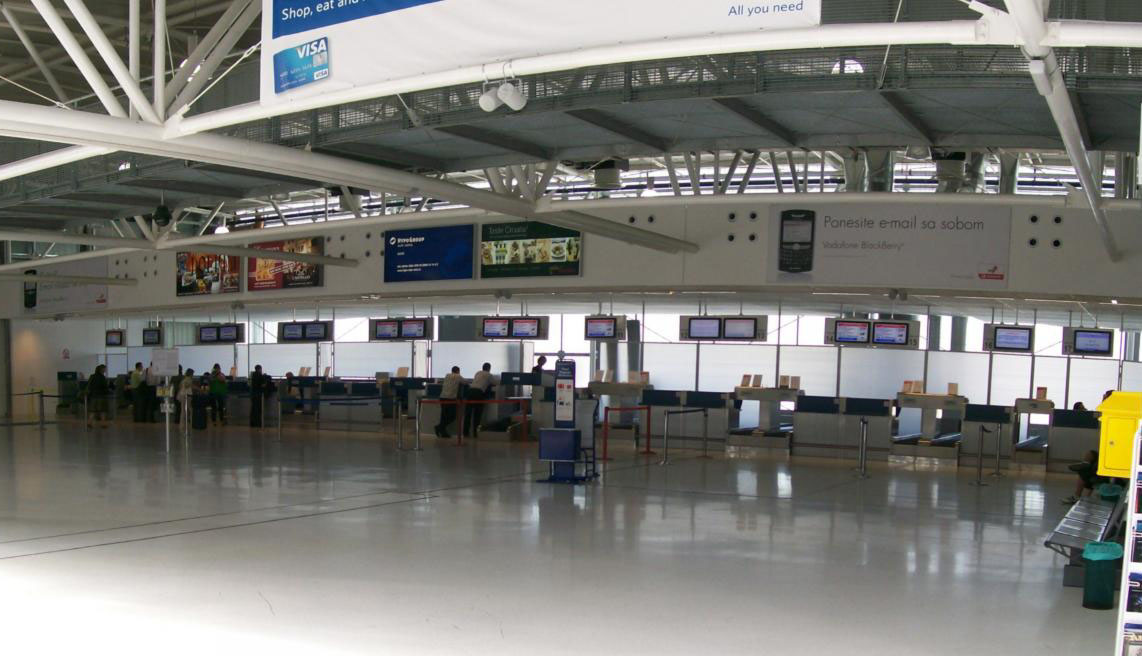 Sarajevo International Airport Car Rental