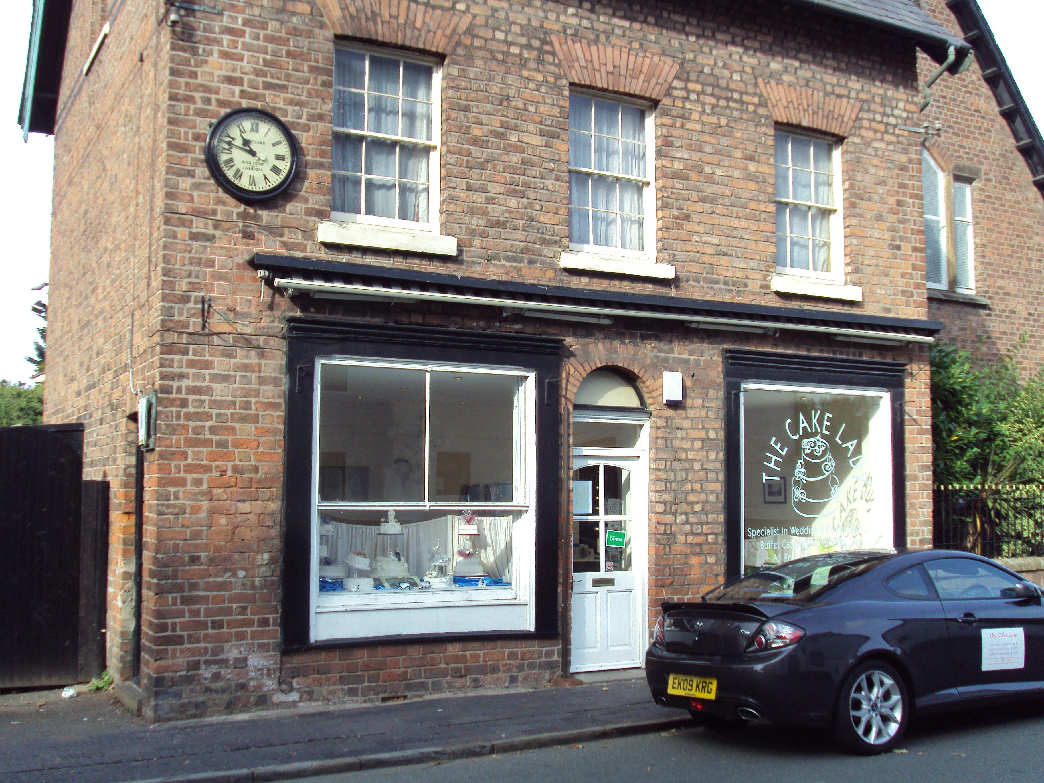 Wedding Cake Shop Wirral