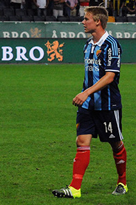 Elliot Käck Swedish association football player