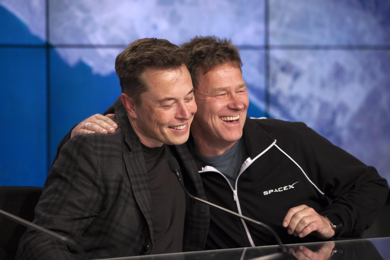 Elon Musk's tweets on AI