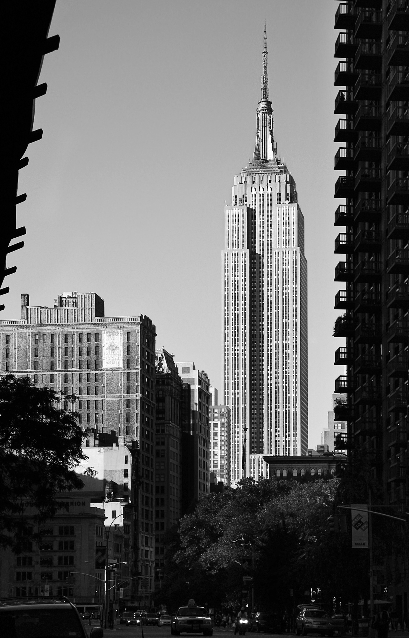 Empire State Building Shreve