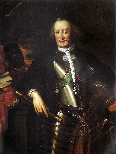 Escola holandesa - Retrato de João Maurício de Nassau-Siegen