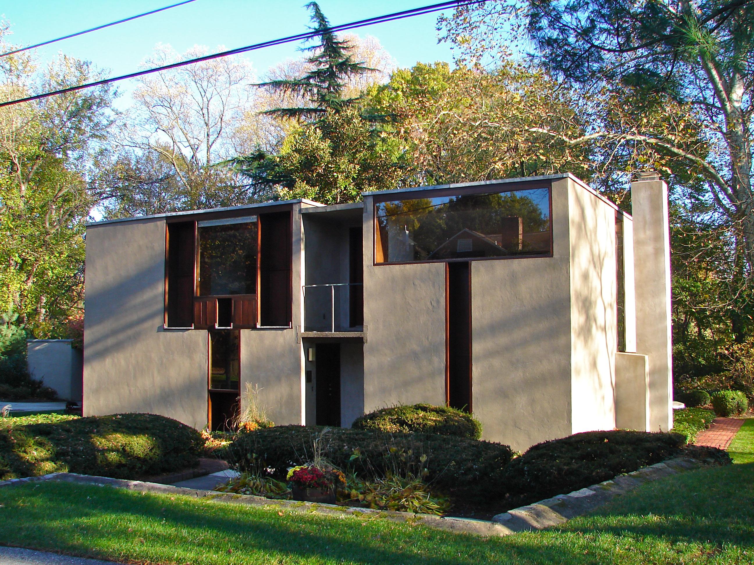 Margaret Esherick House - Wikipedia on