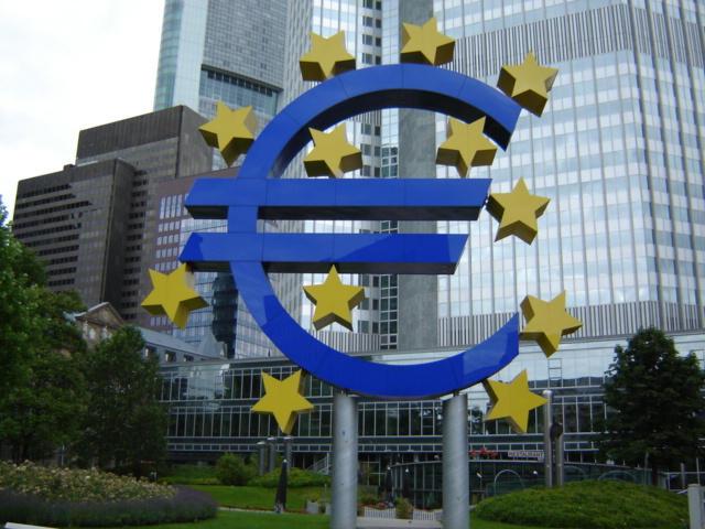Depiction of Crisis del euro