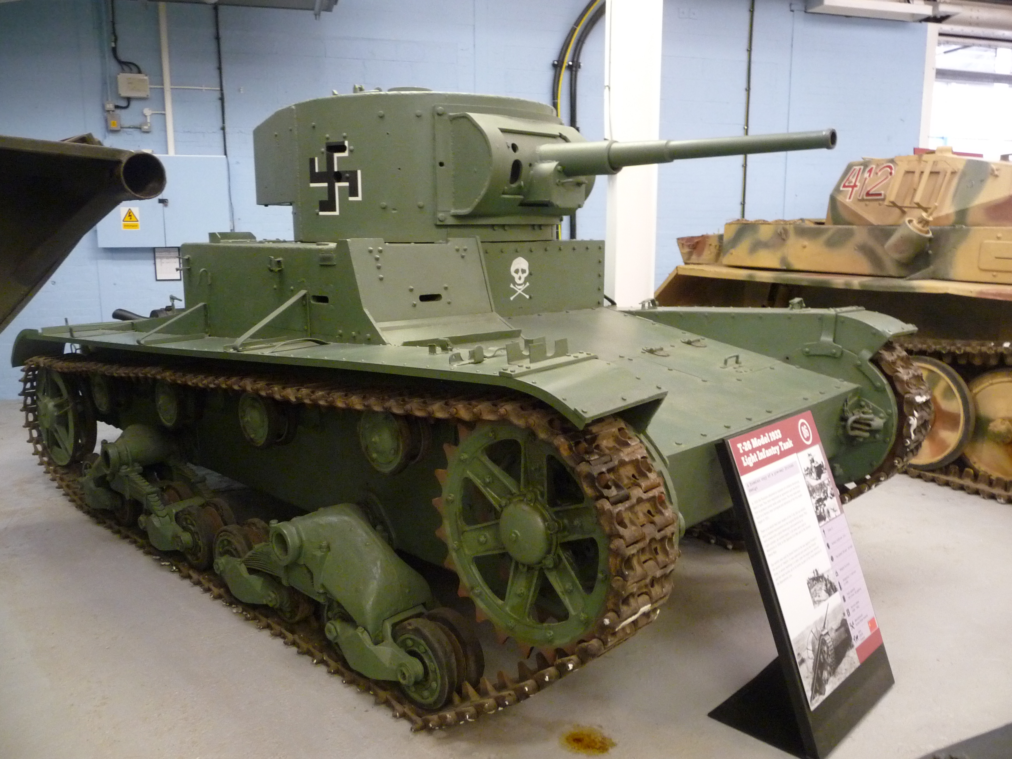Finnish Tank