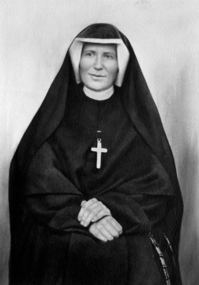 St. Faustina Kowalska before 1938