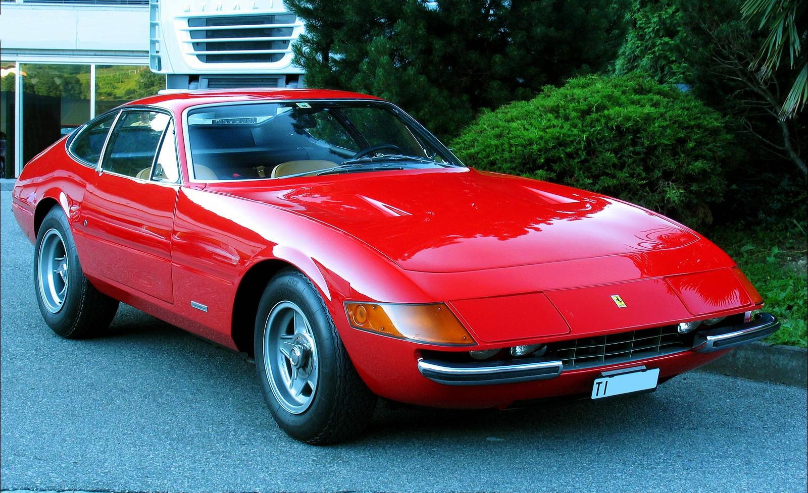 Ferrari 365 Gtb 4 Wikipedia