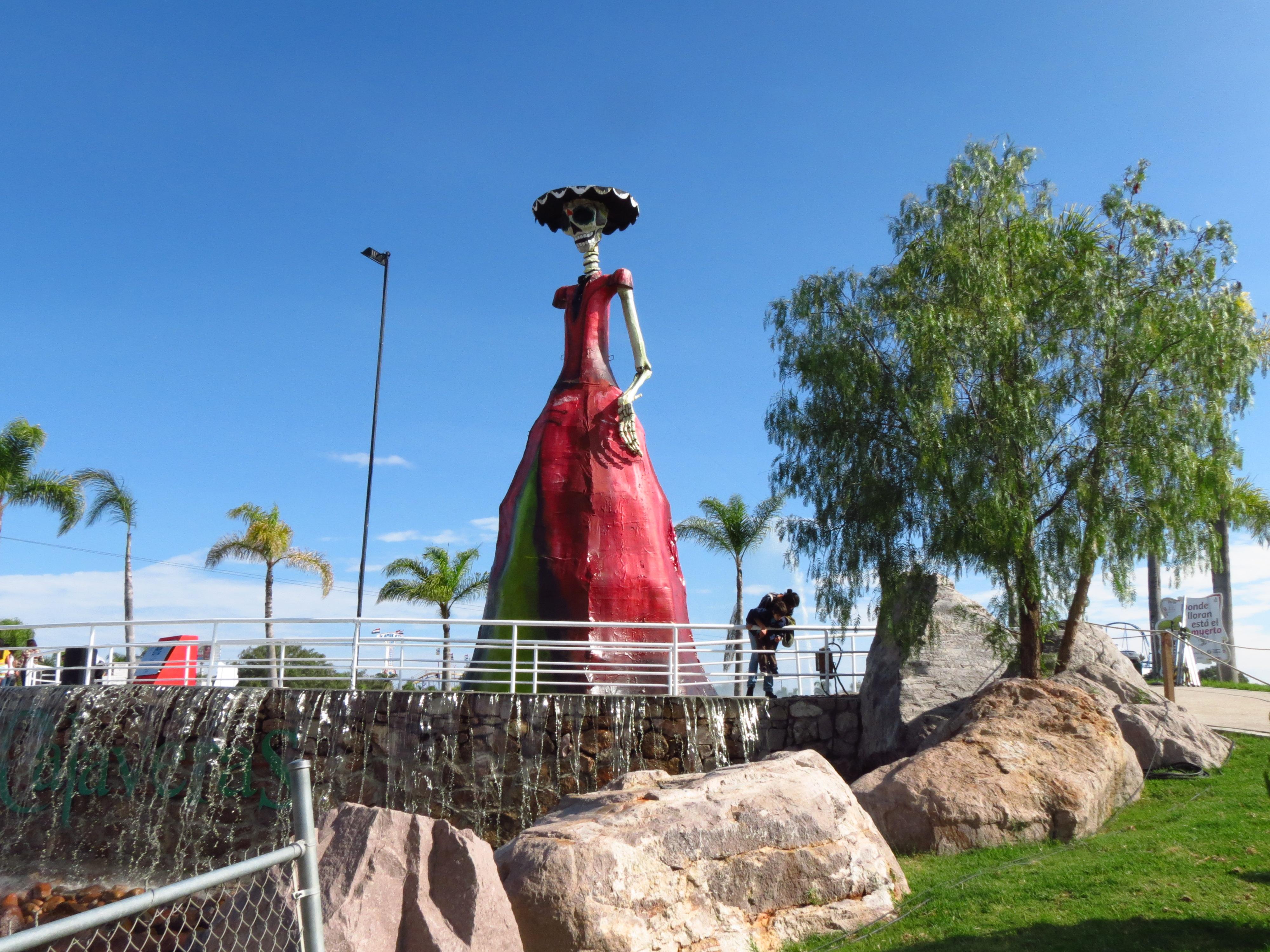 File:Festival de las calaveras 2013, en la Isla San Marcos ...