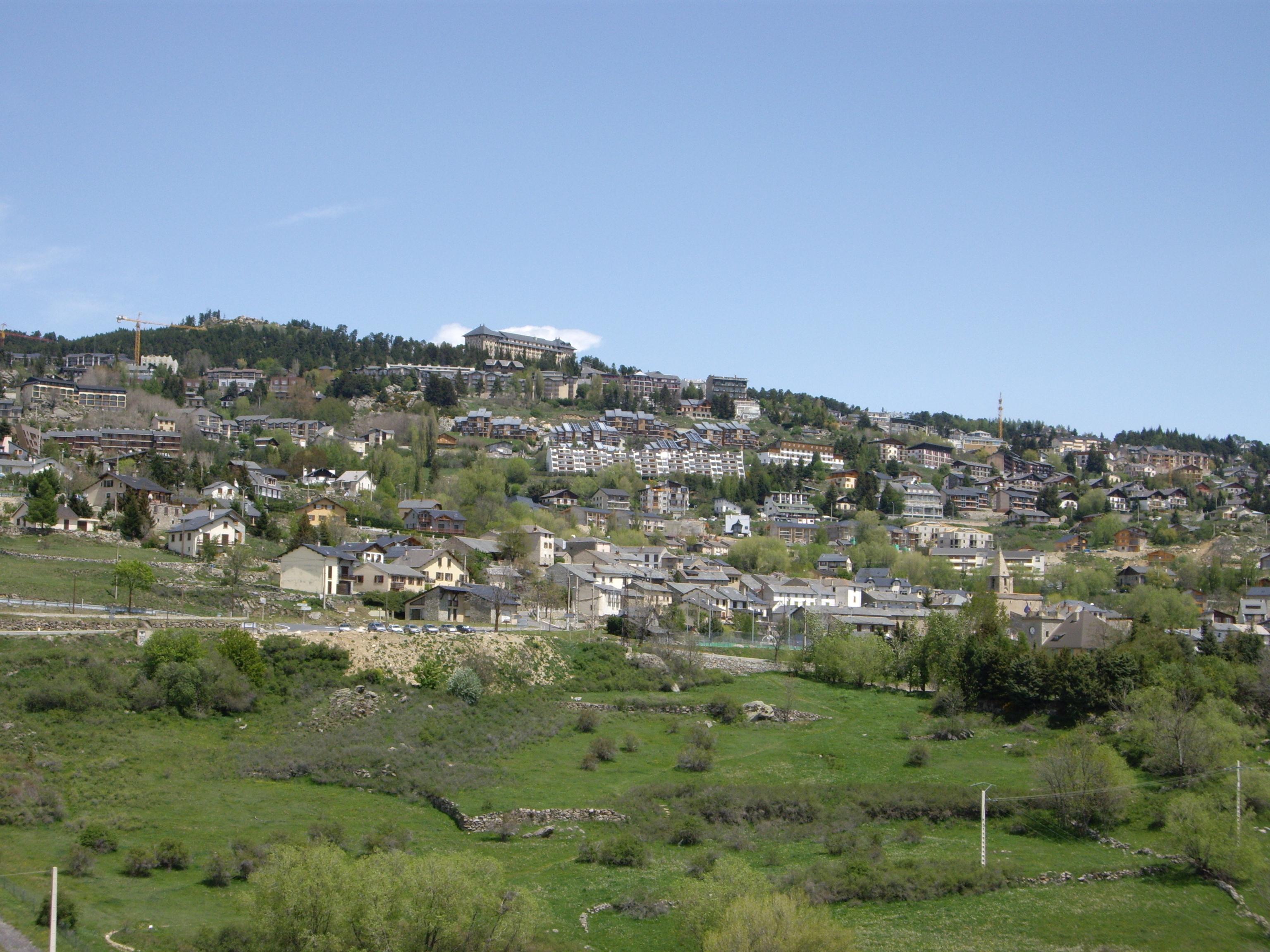Font-Romeu-Odeillo-Via France  city photo : Fitxer:Font Romeu Odeillo Via 66 Viquipèdia, l'enciclopèdia ...