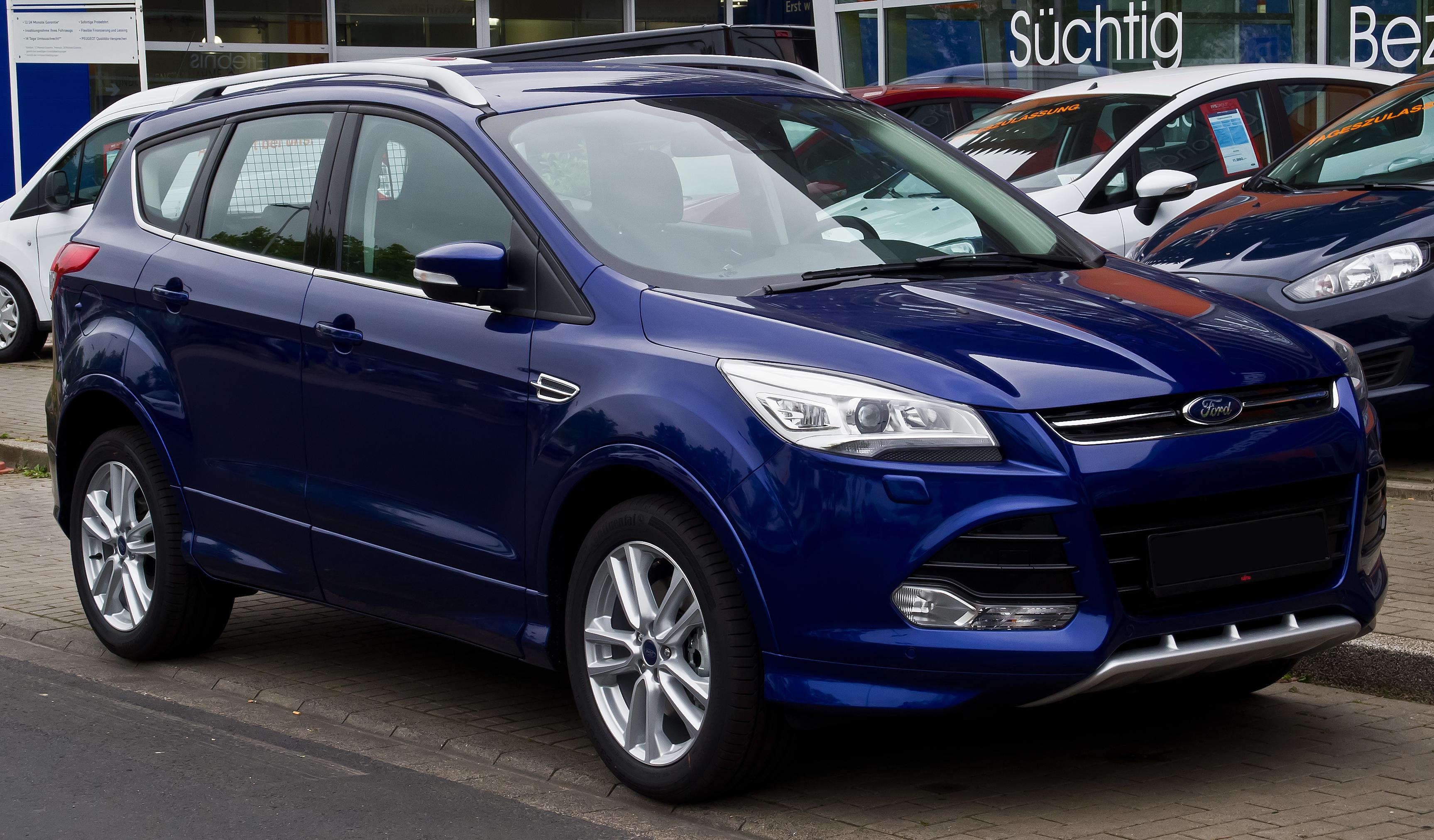 Image Result For Ford Kuga Cork