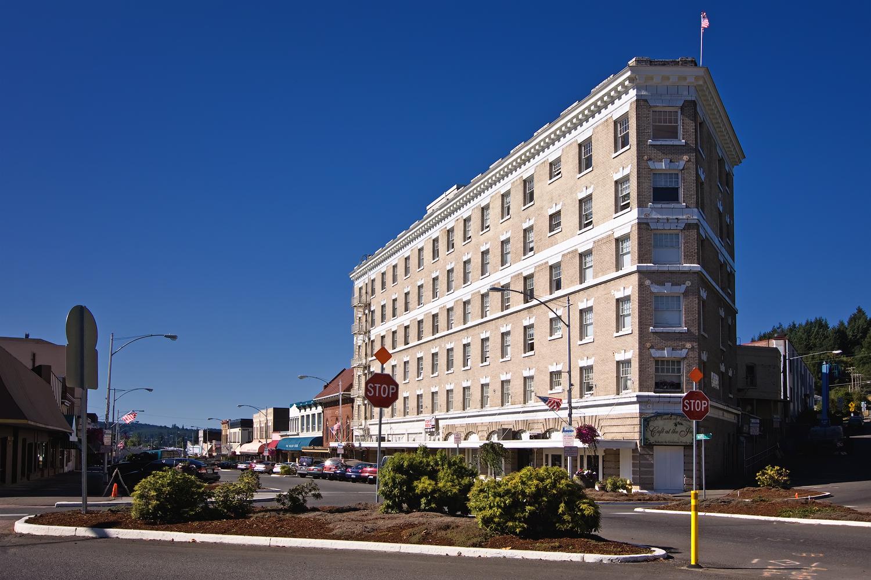 File Former St Helens Hotel In Chehalis Jpg