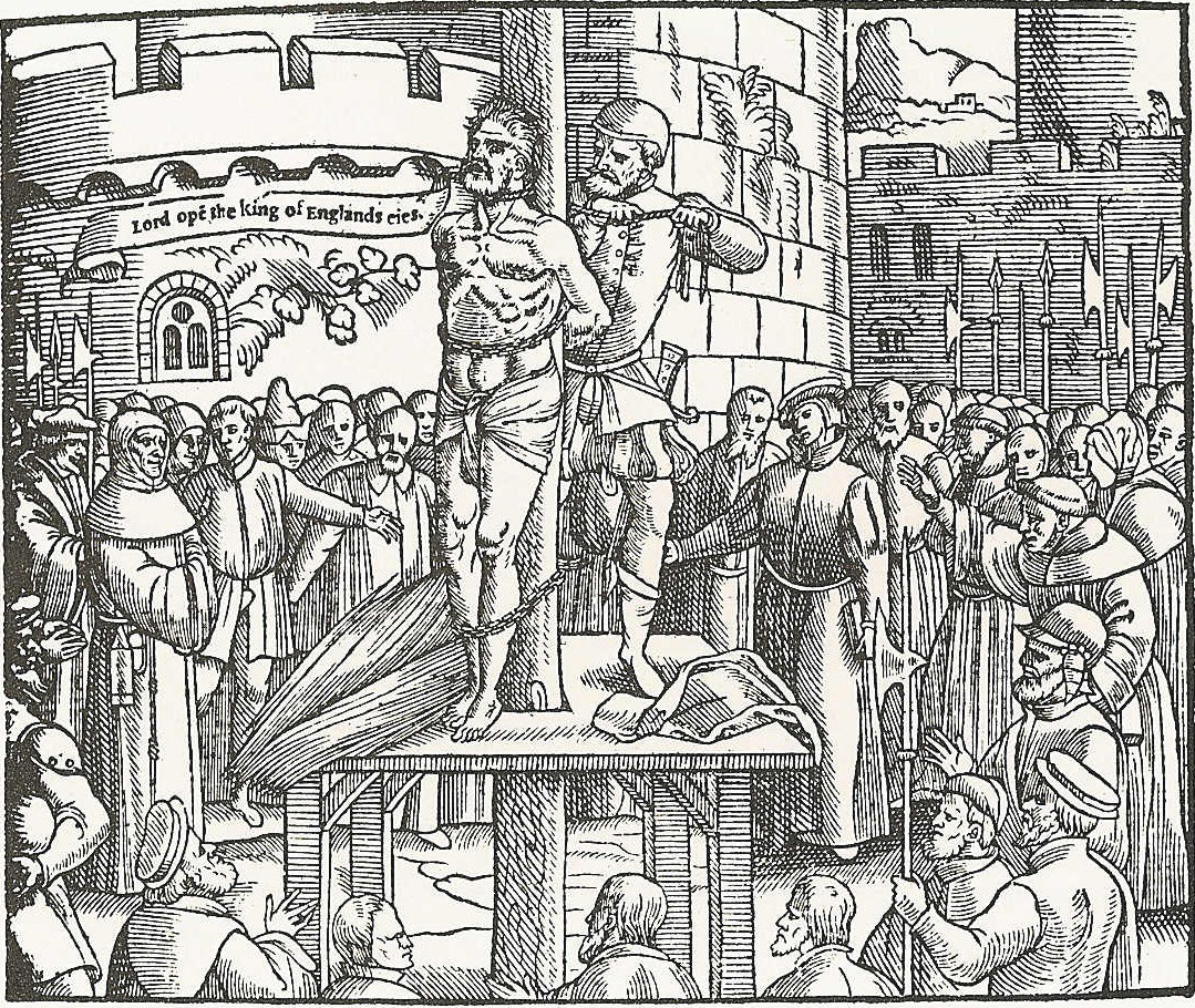Martyrdom of William Tyndale