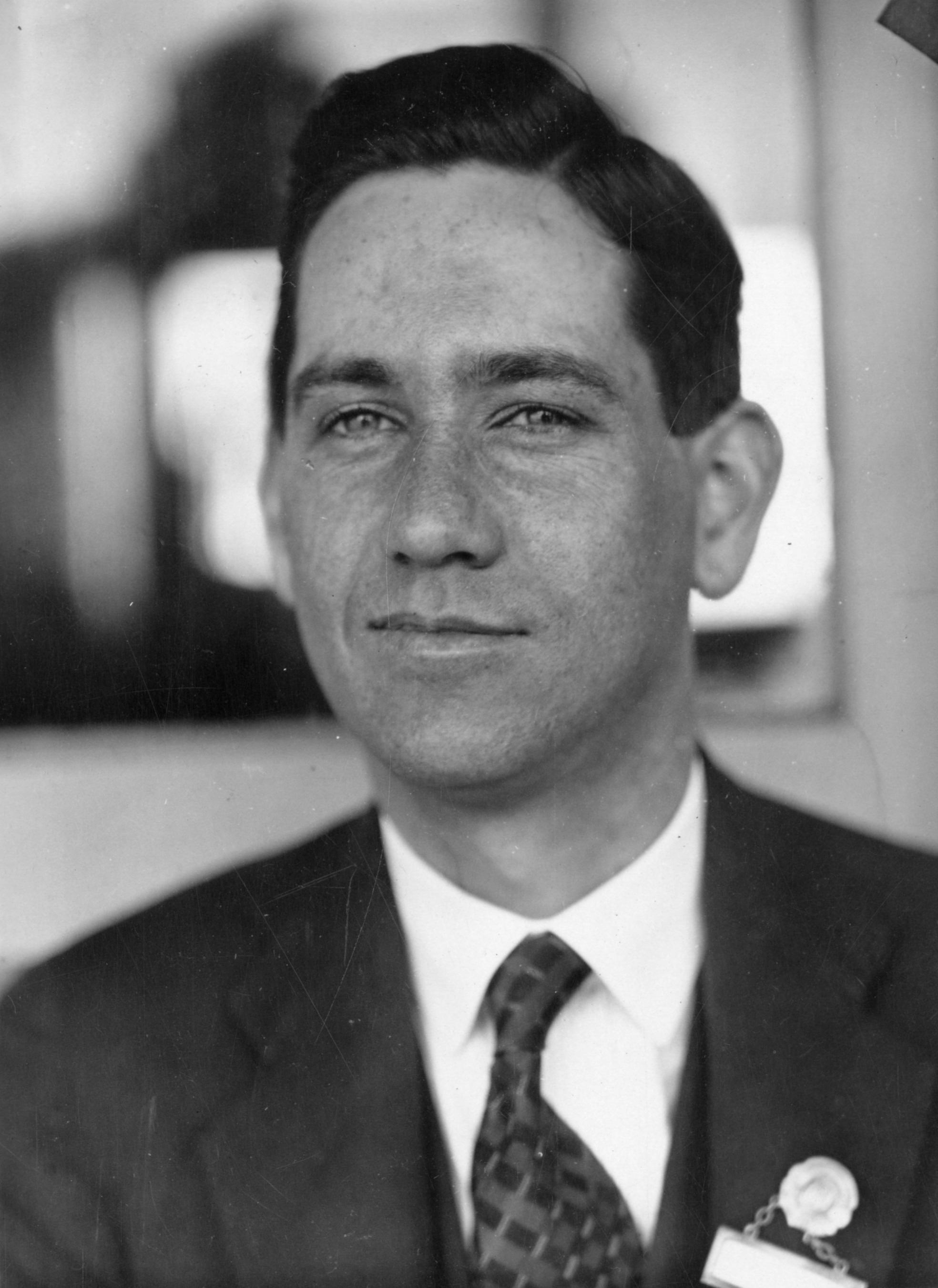 image of Frederick George Holdaway