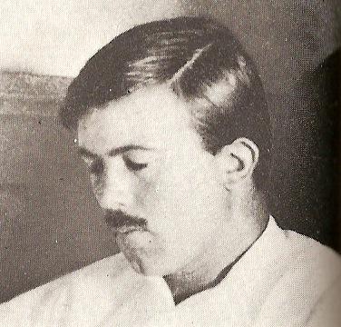 Writer Gerald Brenan.