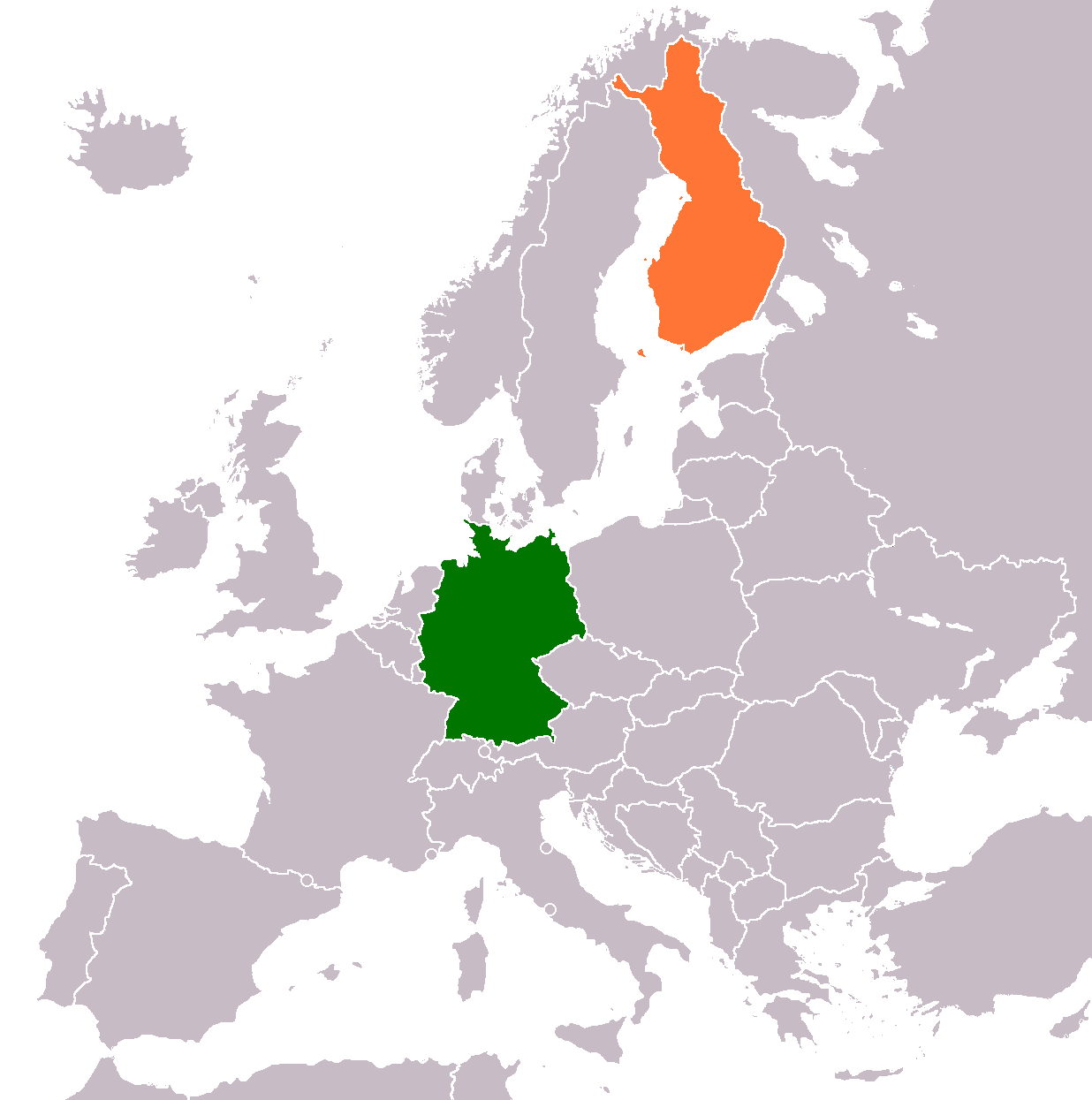Finland–Germany relations - Wikipedia