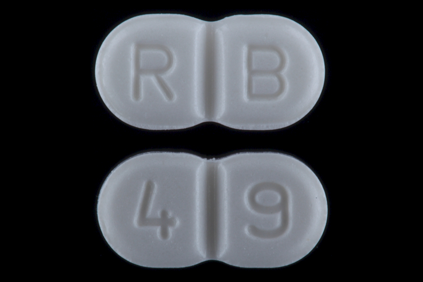 file:glimepiride 2 mg oral tablet - wikimedia commons, Skeleton