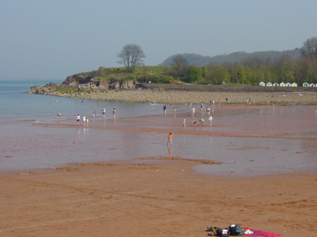 Goodrington Sands - geograph.org.uk - 673170