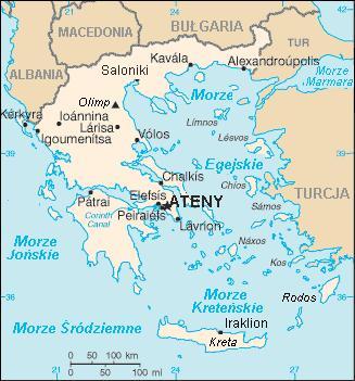 Miasta Grecji Wikipedia Wolna Encyklopedia