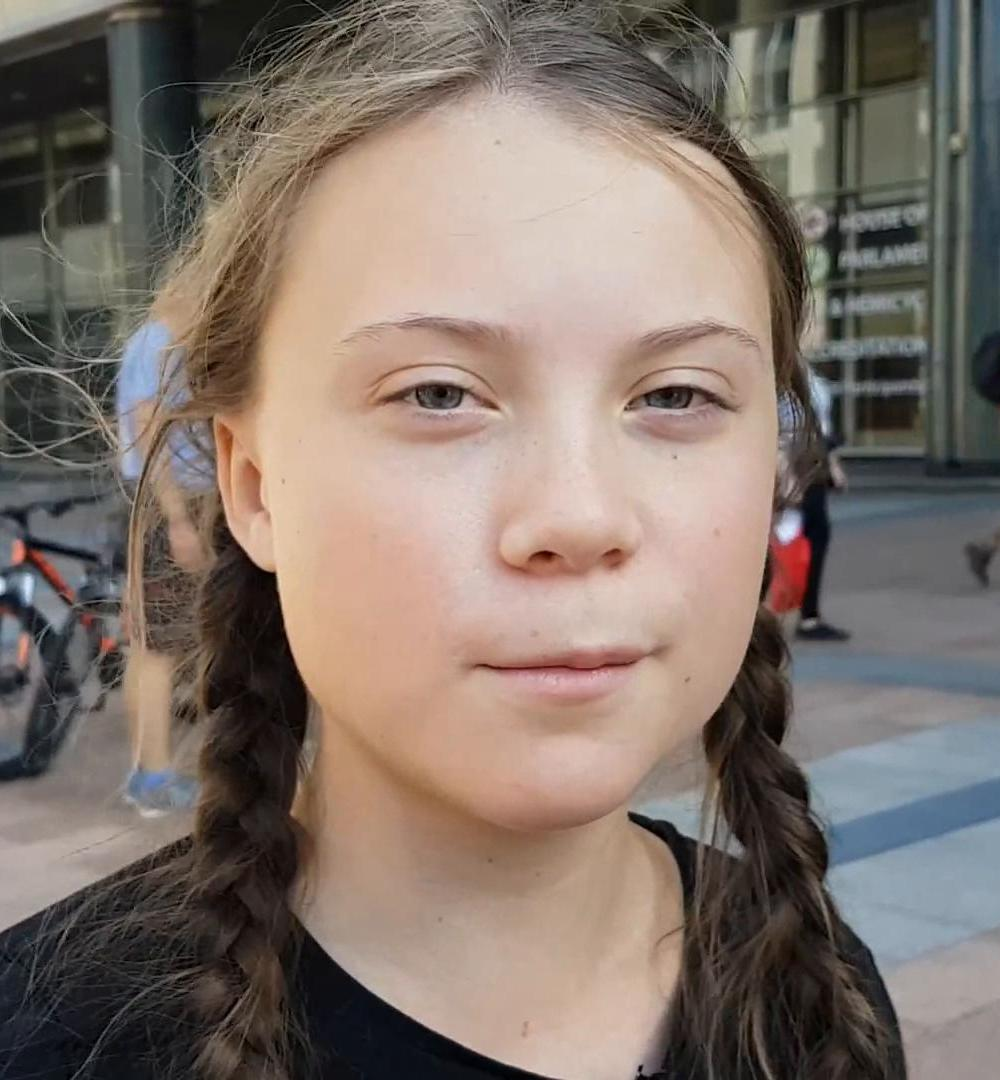 greta thunberg - photo #34