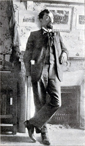 Victor Griffuelhes, 1906.