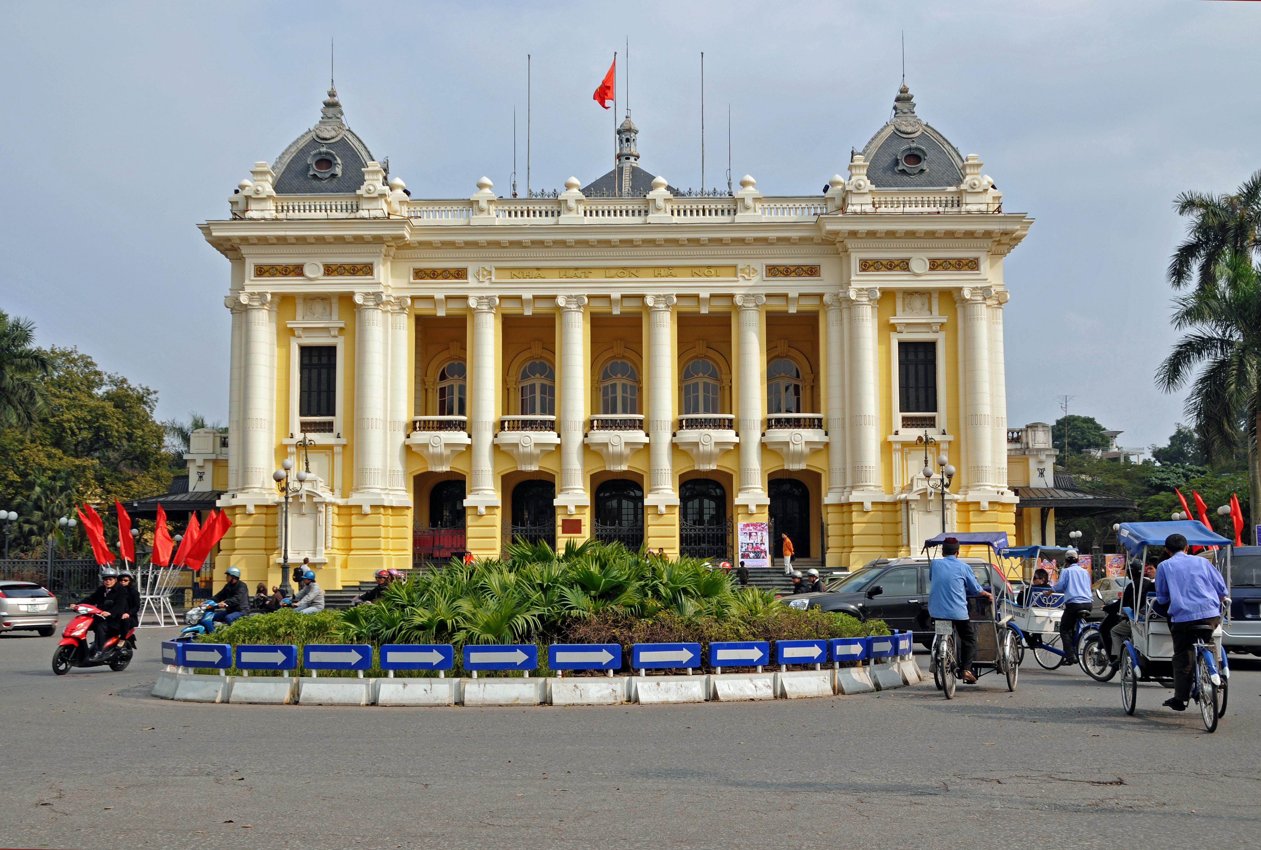 Nhà hát Lớn Hà Nội – Wikipedia tiếng Việt