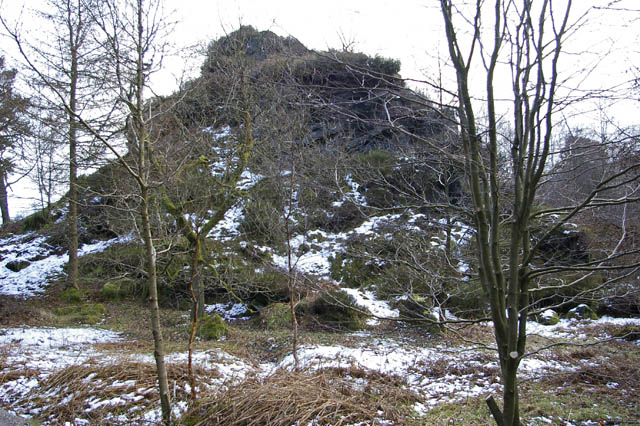 Hardcastle Crags - geograph.org.uk - 835064