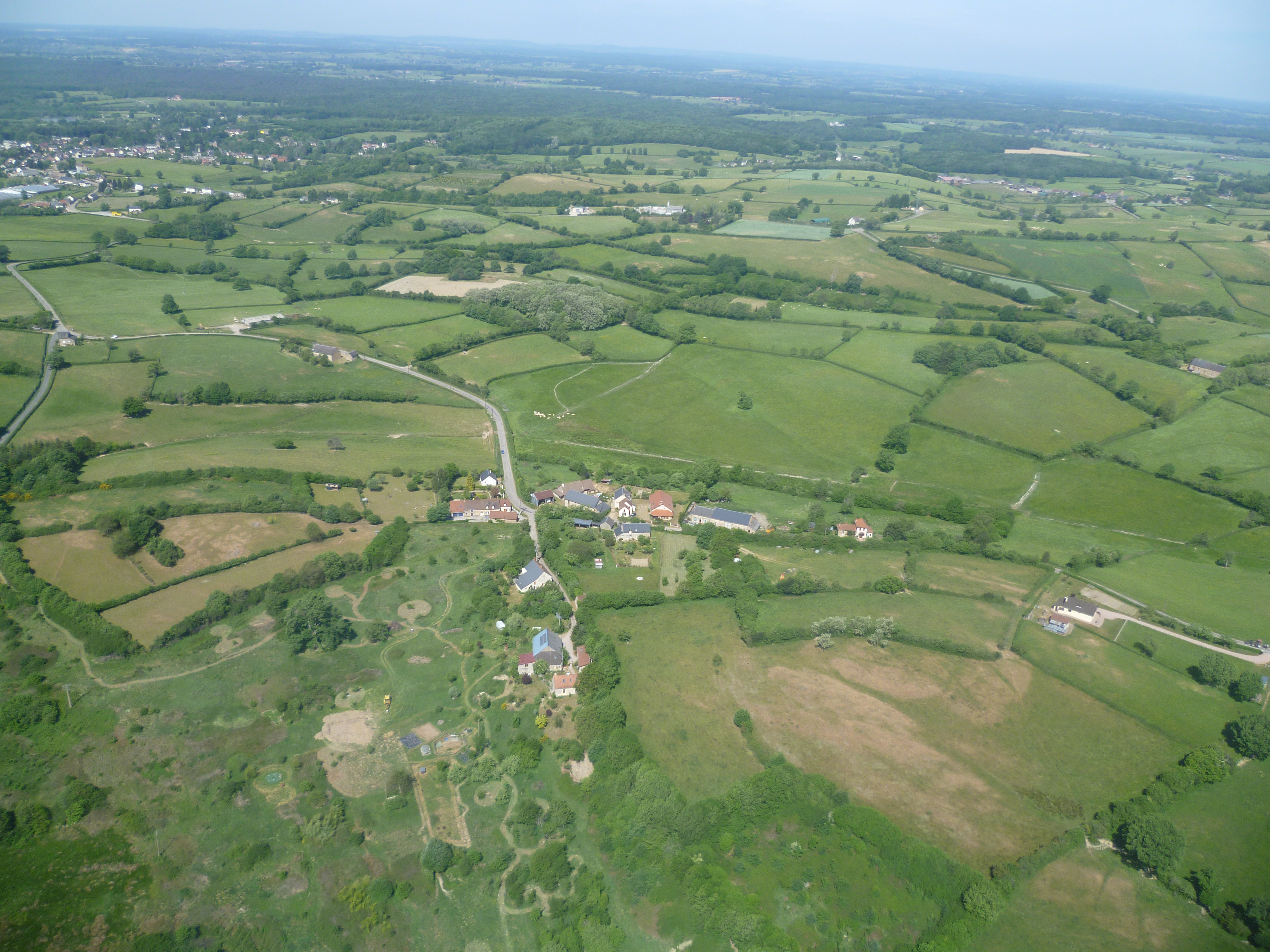 File:Helicopter view near Saint-Honoré-les-Bains, Burgundy ...
