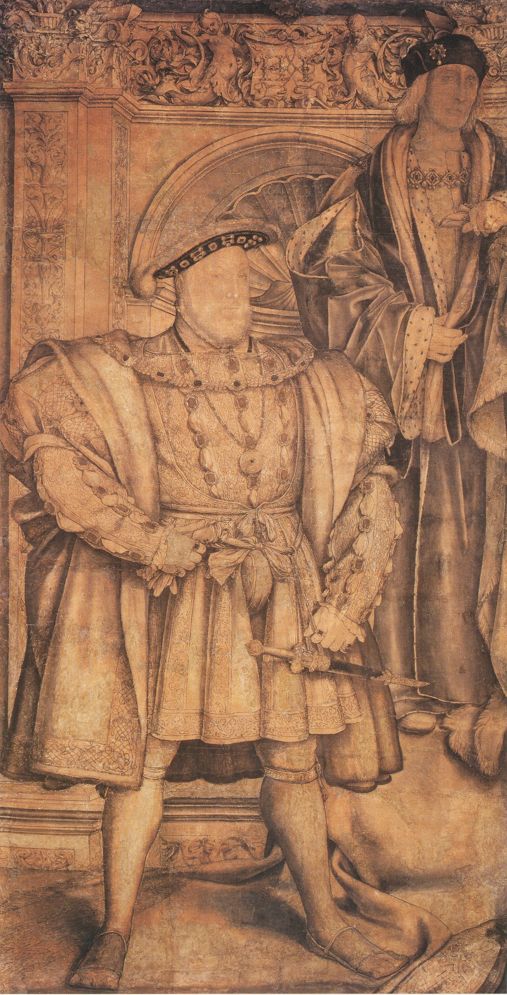henry viii essay best images about ~royalty henry viii s time  king henry viii henry viii and henry vii by hans holbein the younger jpg