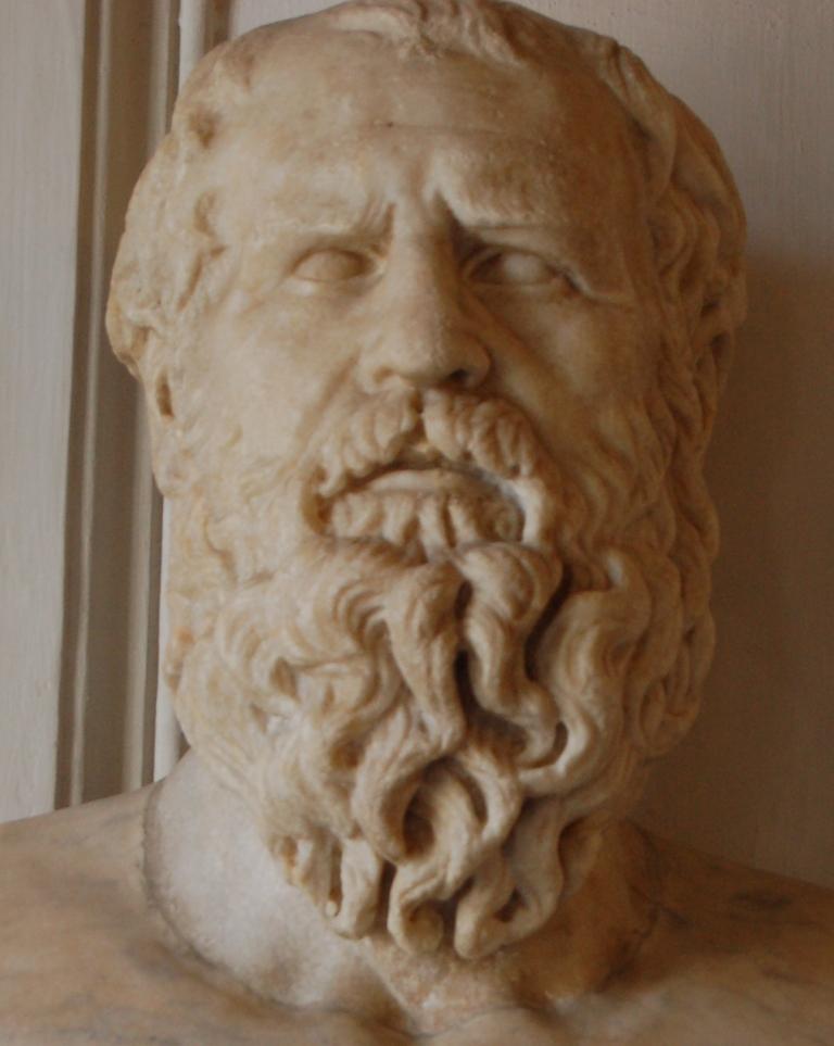 Poet Heraclitus