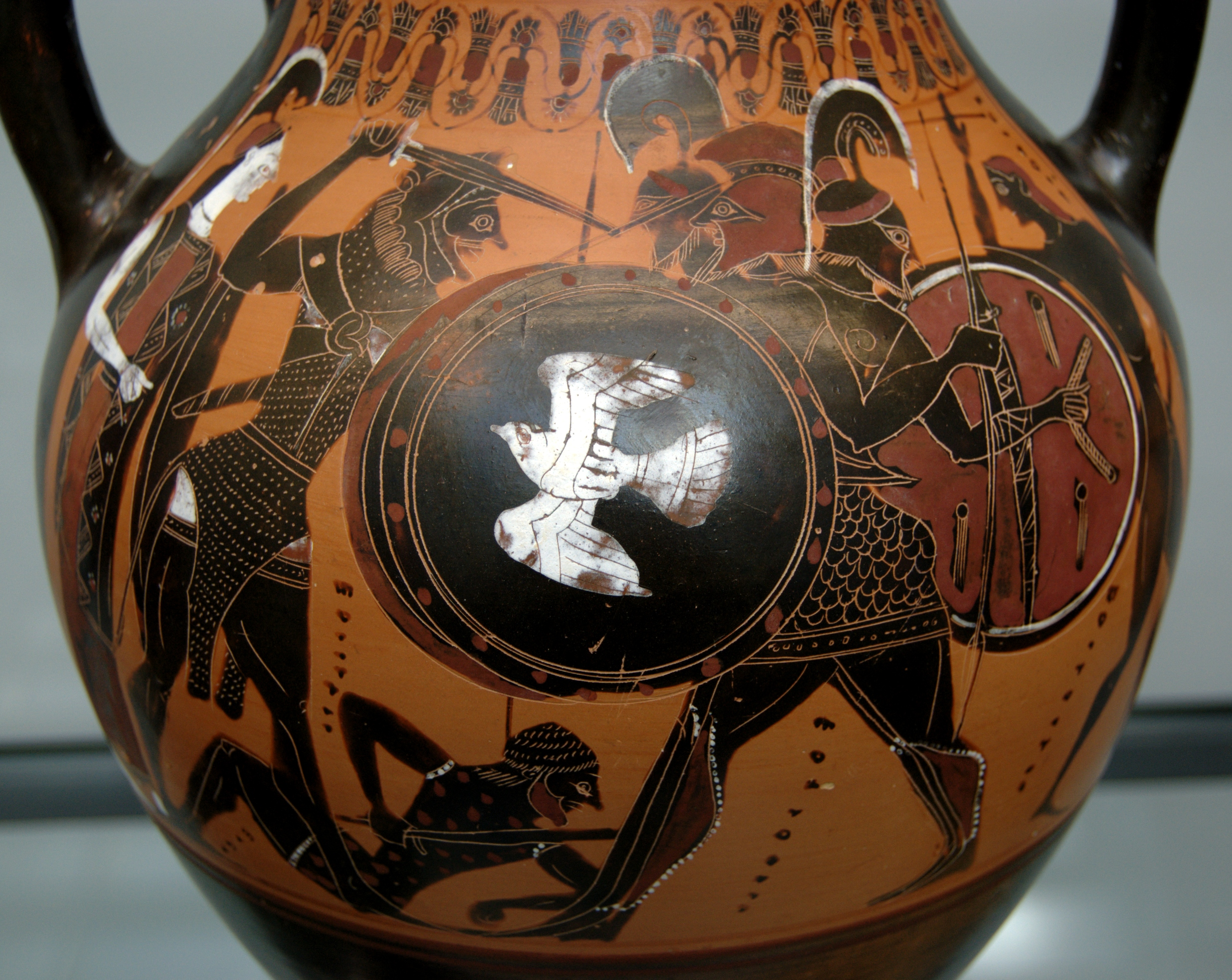 Black-figure pottery - Wikipedia