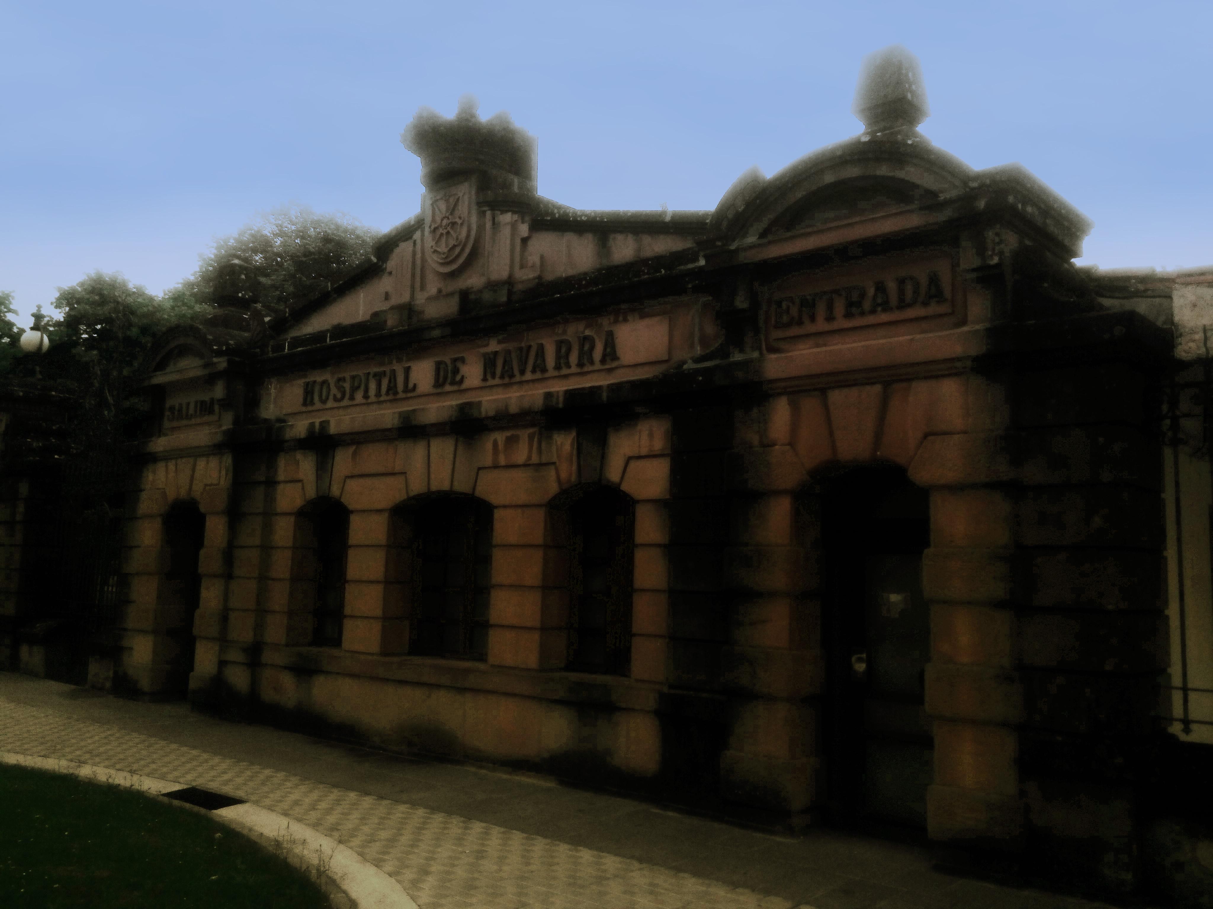 Mapa Pabellones Hospital De Navarra.Hospital De Navarra Wikipedia La Enciclopedia Libre