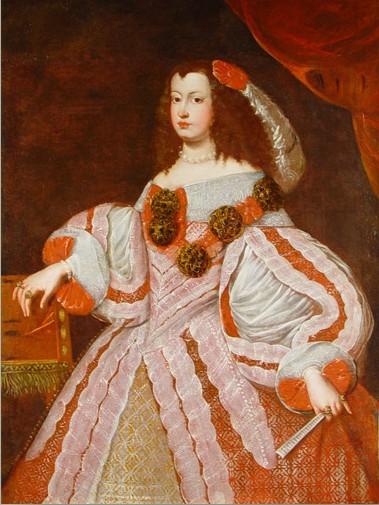 File:Infanta Maria Teresa (1638-1683, future Queen of France) by Juan Carreño de Miranda.jpg