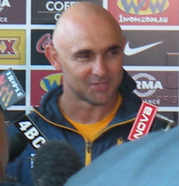 Ivan Henjak Croatian rugby league coach and former rugby league footballer