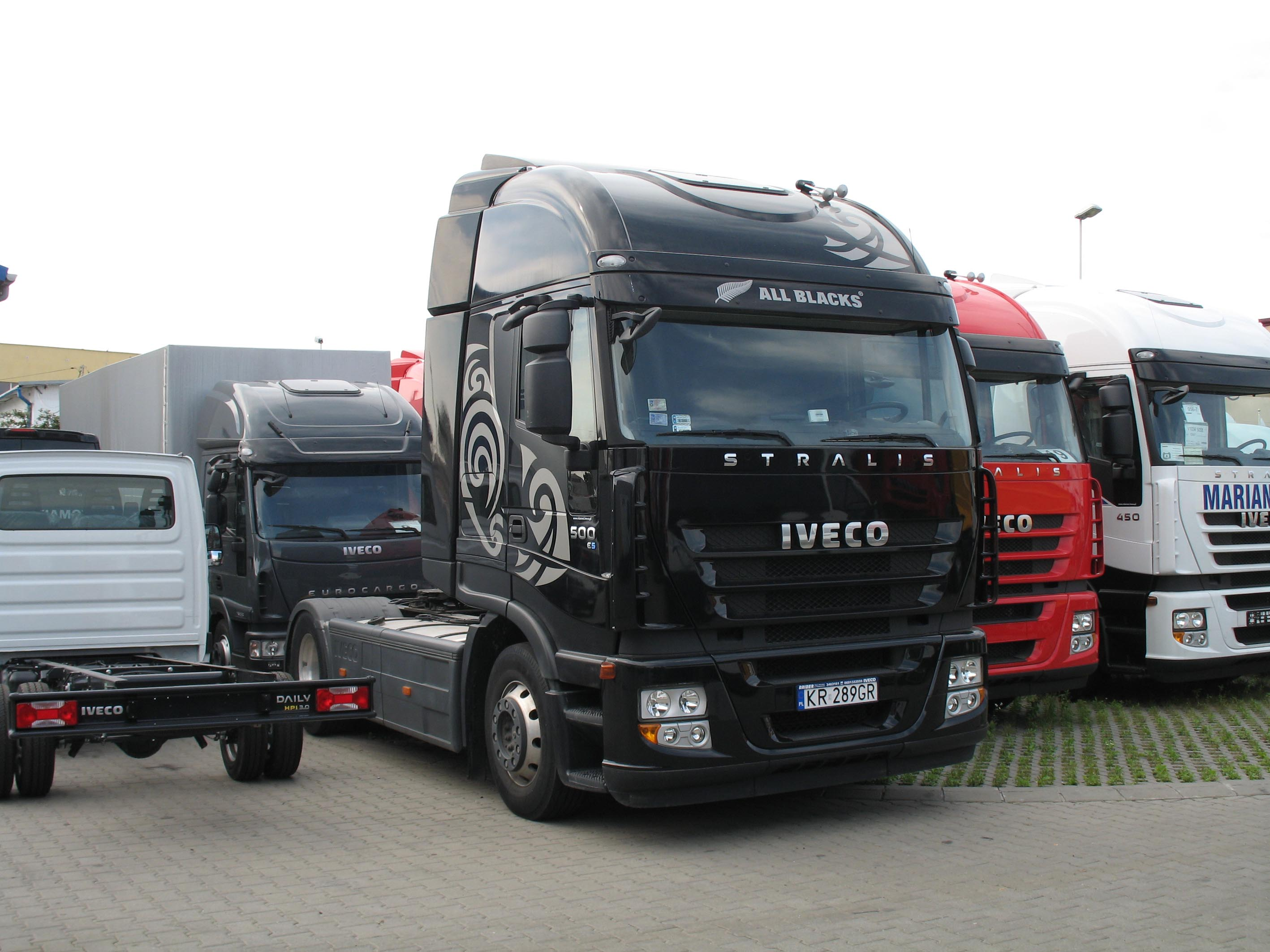 iveco stralis wikiwand. Black Bedroom Furniture Sets. Home Design Ideas