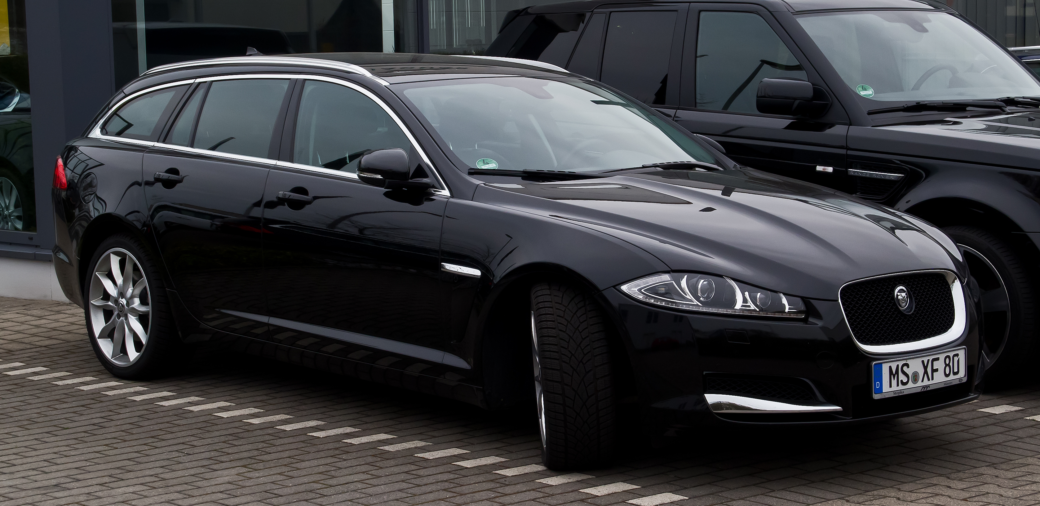 File Jaguar Xf Sportbrake 3 0 D S Facelift