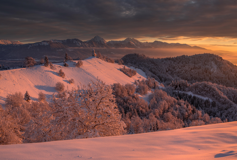 File:Jamnik on a beautiful winter morning jpg - Wikimedia Commons