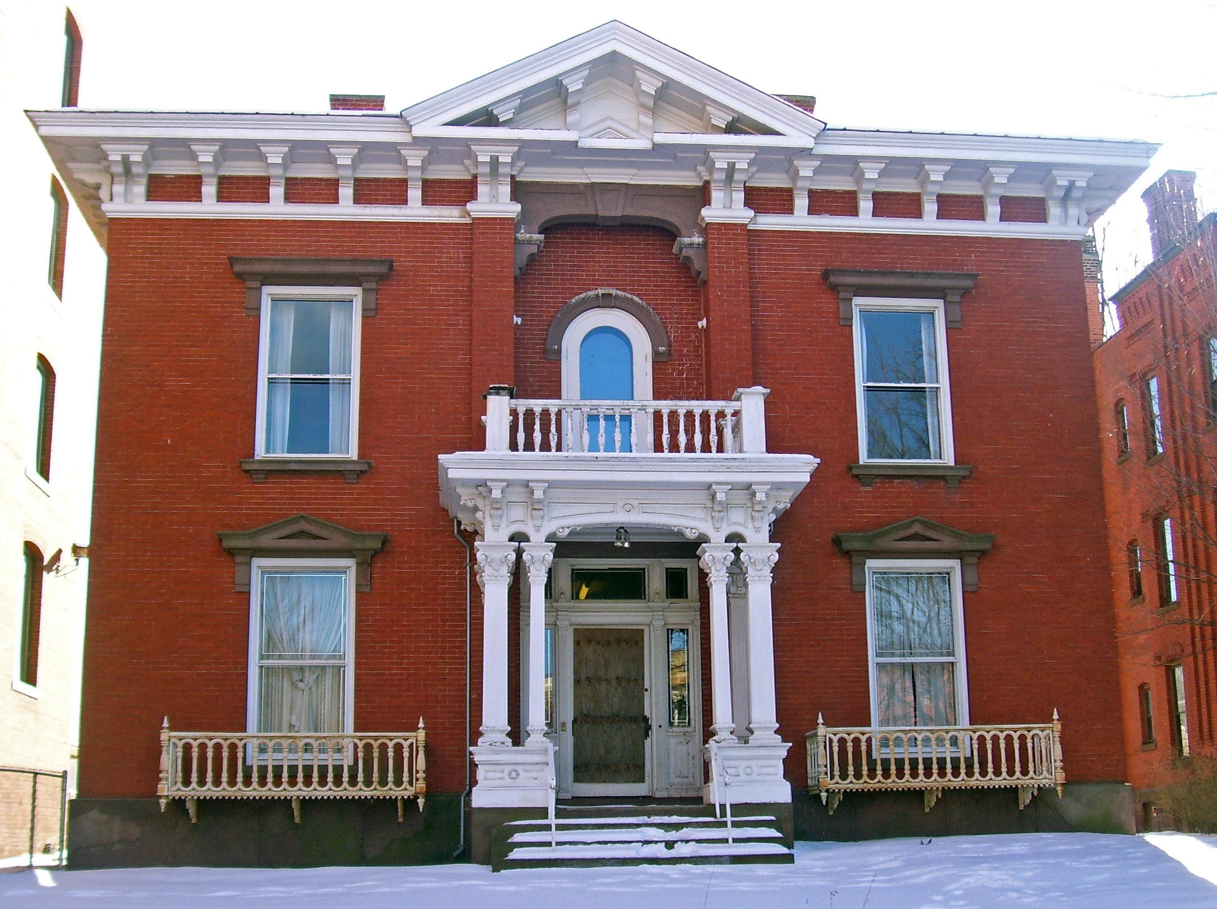 File John Kendrick House Waterbury Ct Jpg Wikipedia