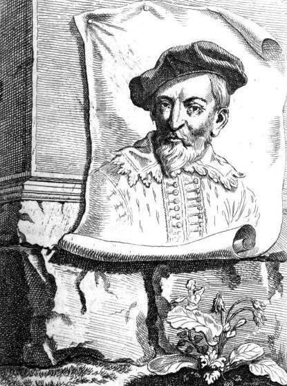 Portrait of Jost Amman