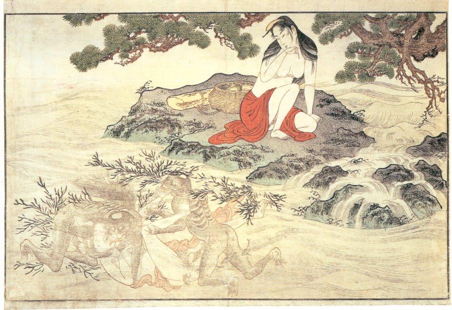 Utamakura print No. 01