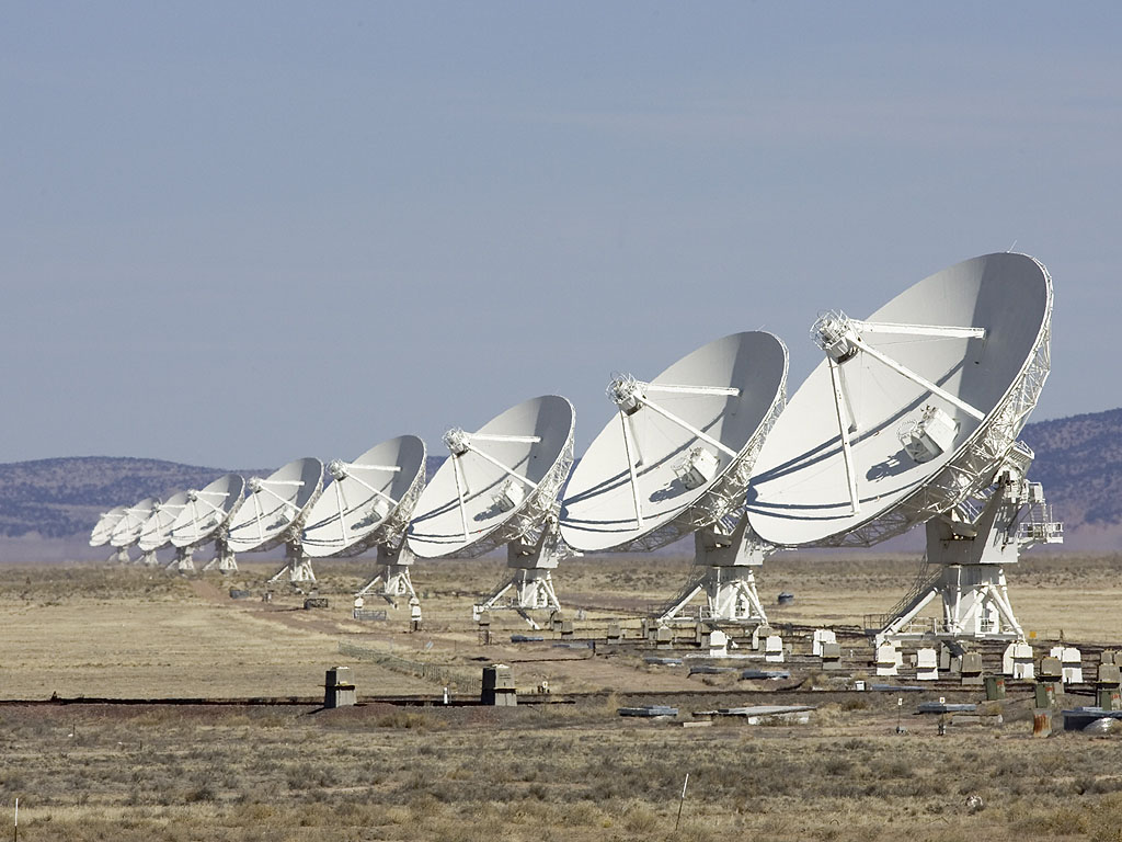 Very Large Array Observatory in New Mexico
