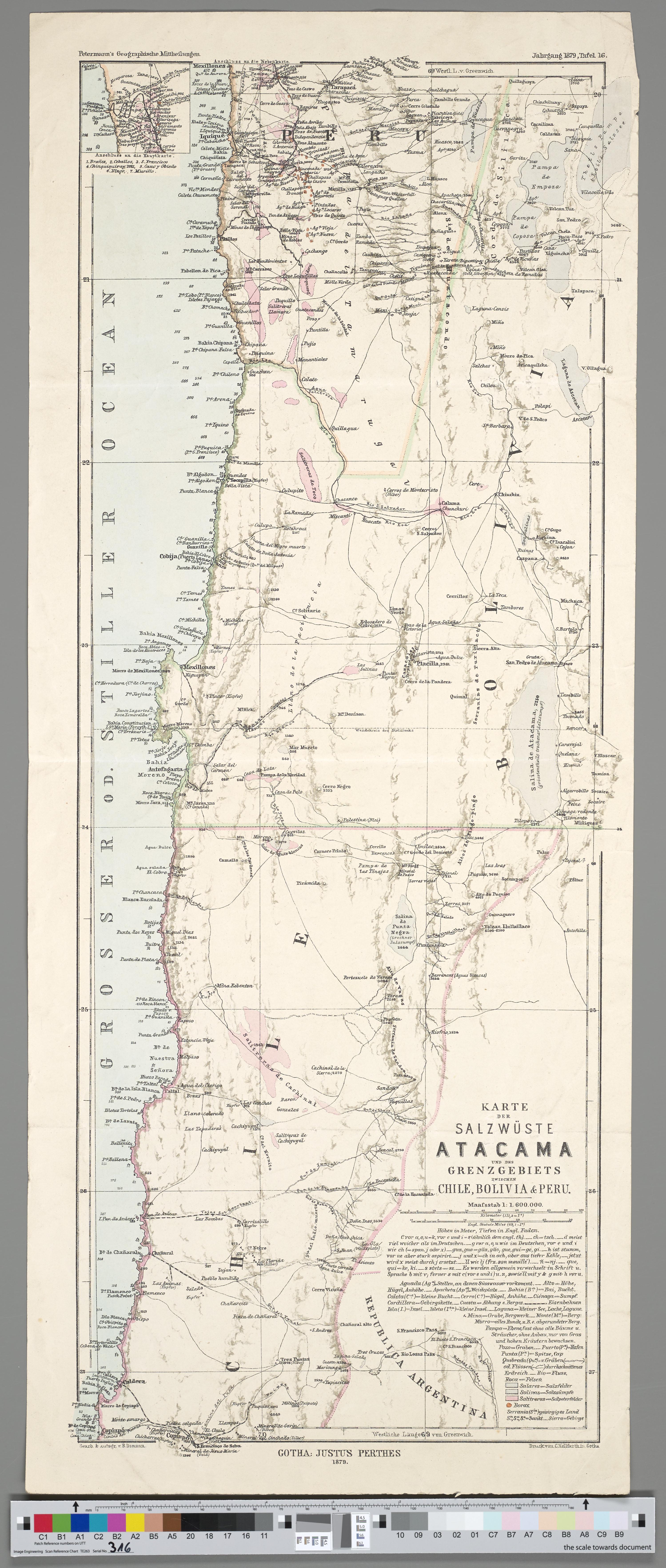 Peru Karte.File Karte Der Salzwüste Atacama Und Des Grenzgebiets Zwischen Chile