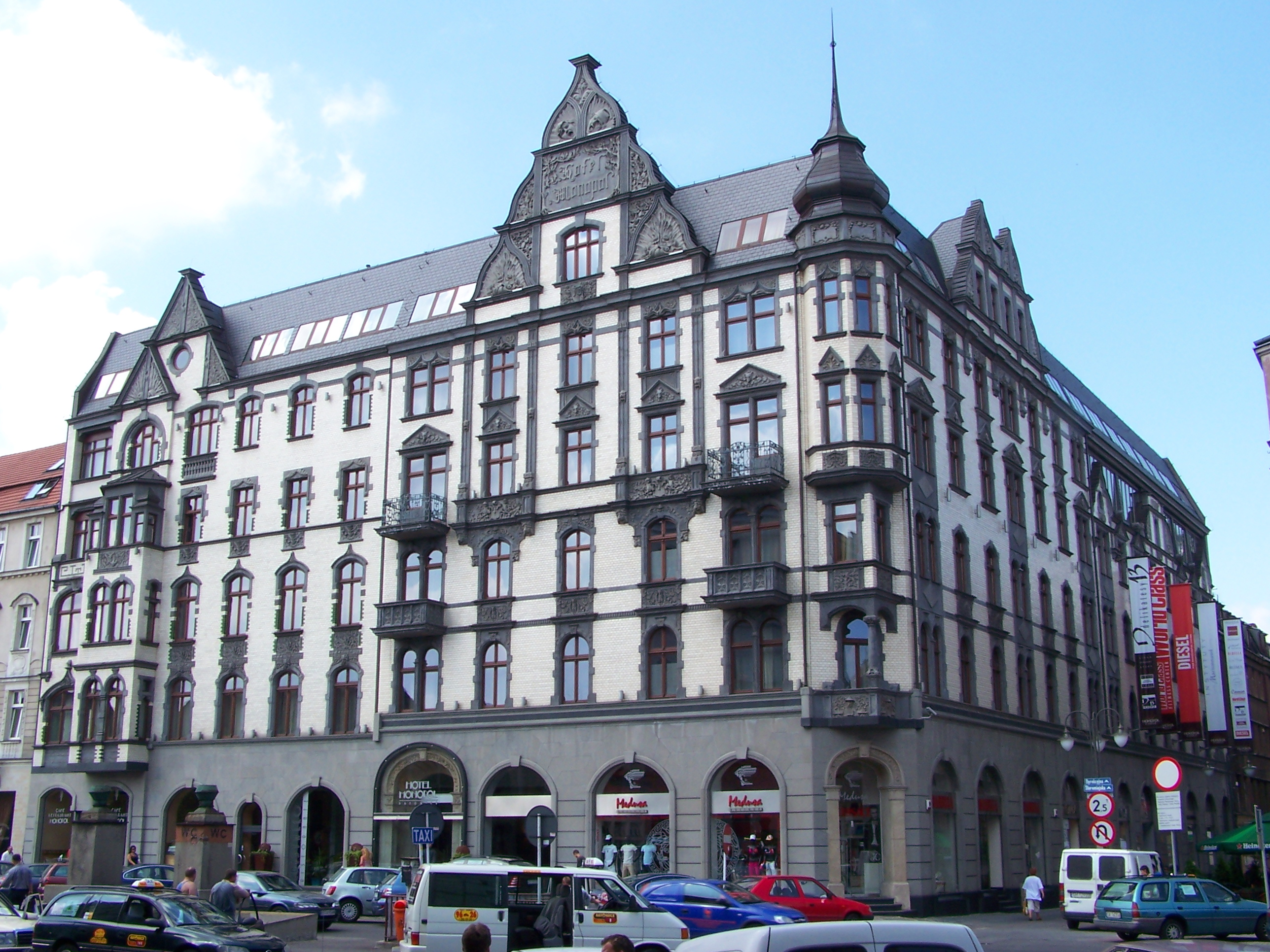 hotel Monopol w Katowicach