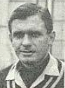 Keith Oxlee Rugby player