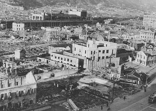 神戸大空襲 - Wikipedia