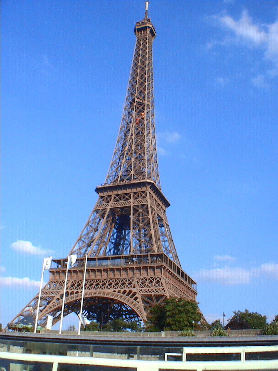 Eiffel fotos de torre la