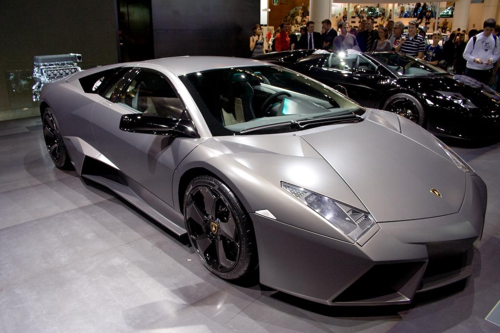 Lamborghini Veneno For Sale >> Lamborghini Reventón - Simple English Wikipedia, the free ...